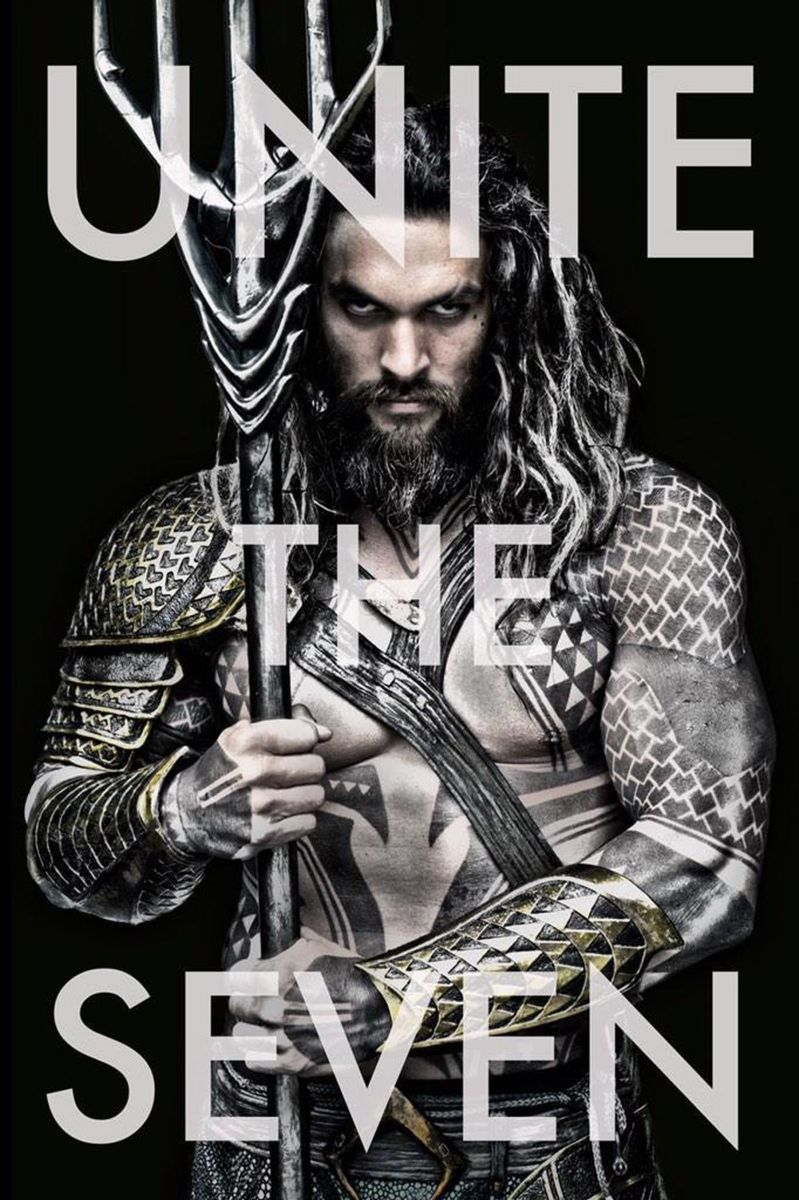 Aquaman Jason Momoa From The Desert To The Sea