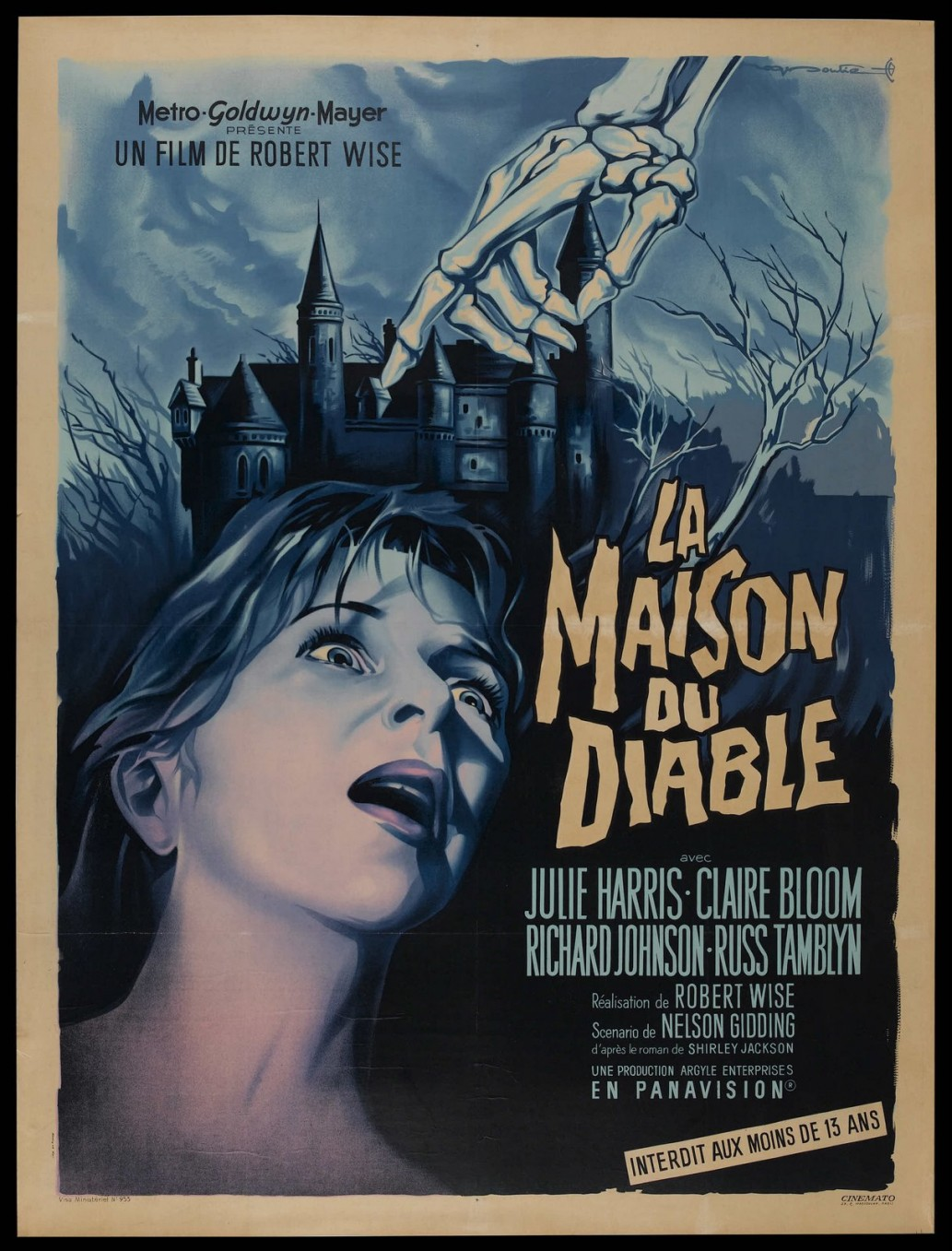 The Haunting 1963 French