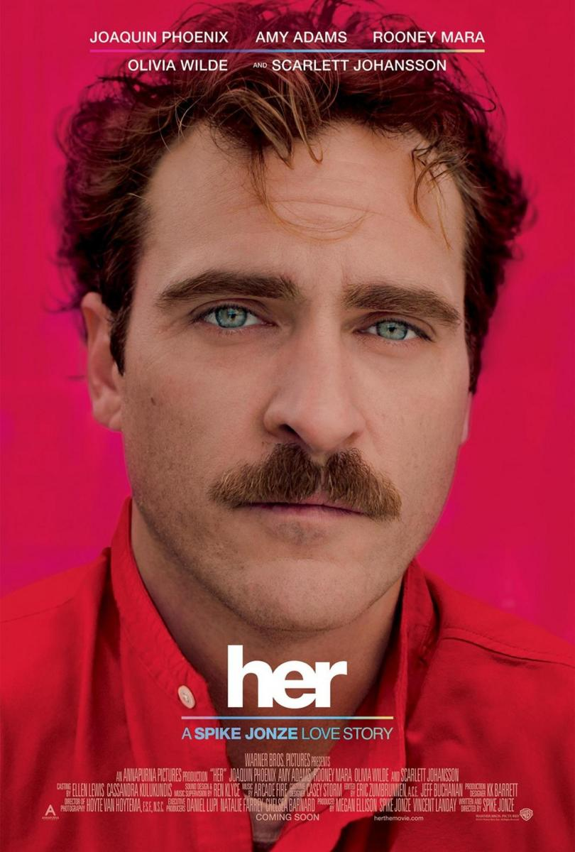Spike Jonze Her Review