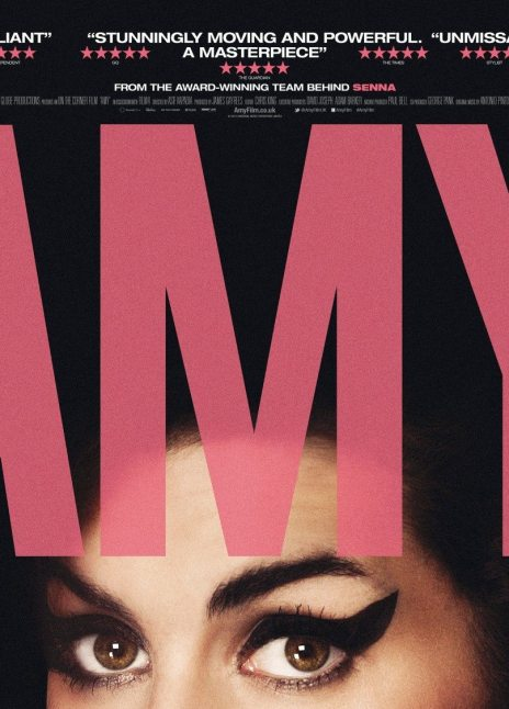 Amy Trailer For The New Documentary On  Amy Winehouse