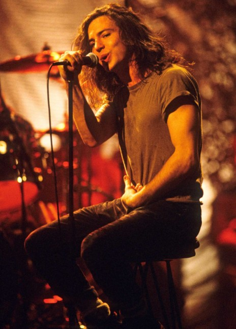 Pearl Jam MTV Unplugged Astoria, New York 1992