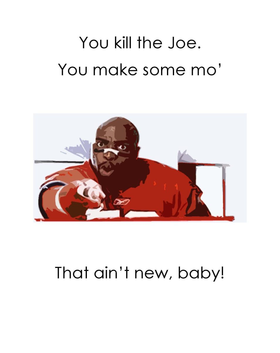 Terrible Terry Tate Office Linebacker