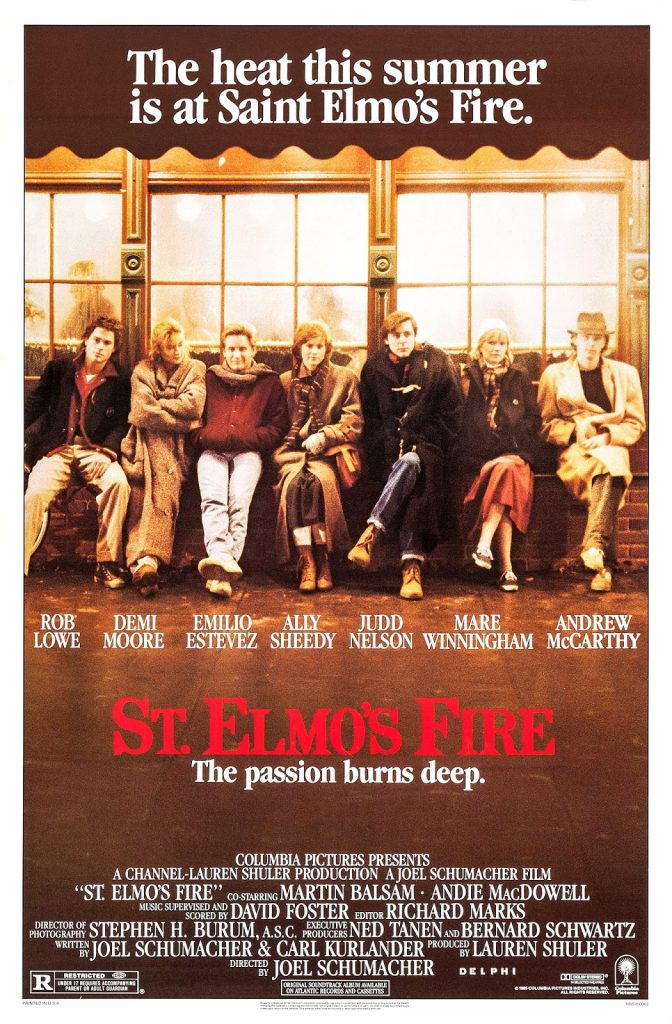 The Podcast • Chapter 8: Joel Schumacher's St. Elmo's Fire