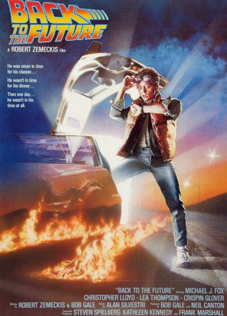 The Podcast • Chapter 2: Robert Zemeckis's Back To The Future
