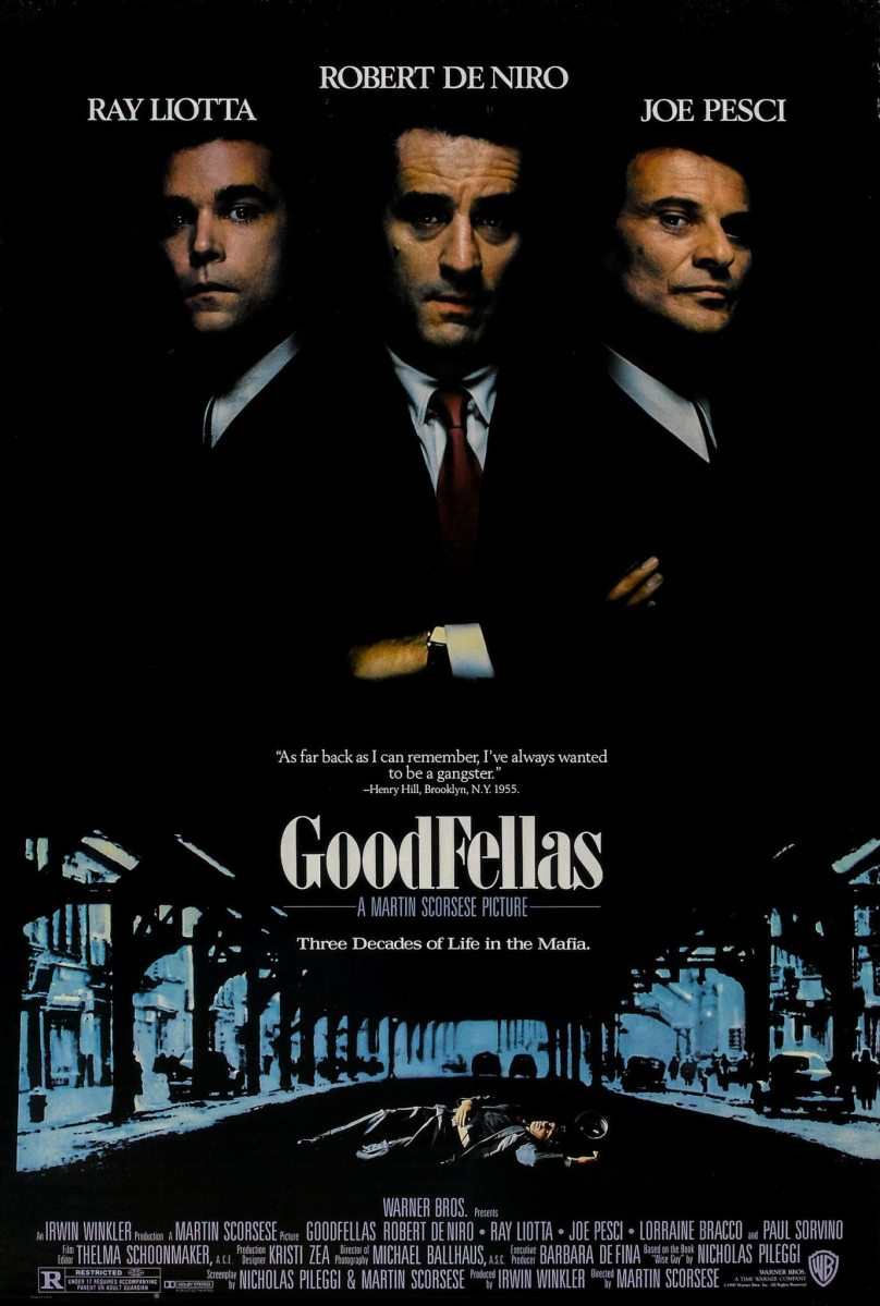 The Podcast • Chapter 4: Martin Scorsese's Signature Crime Saga Goodfellas