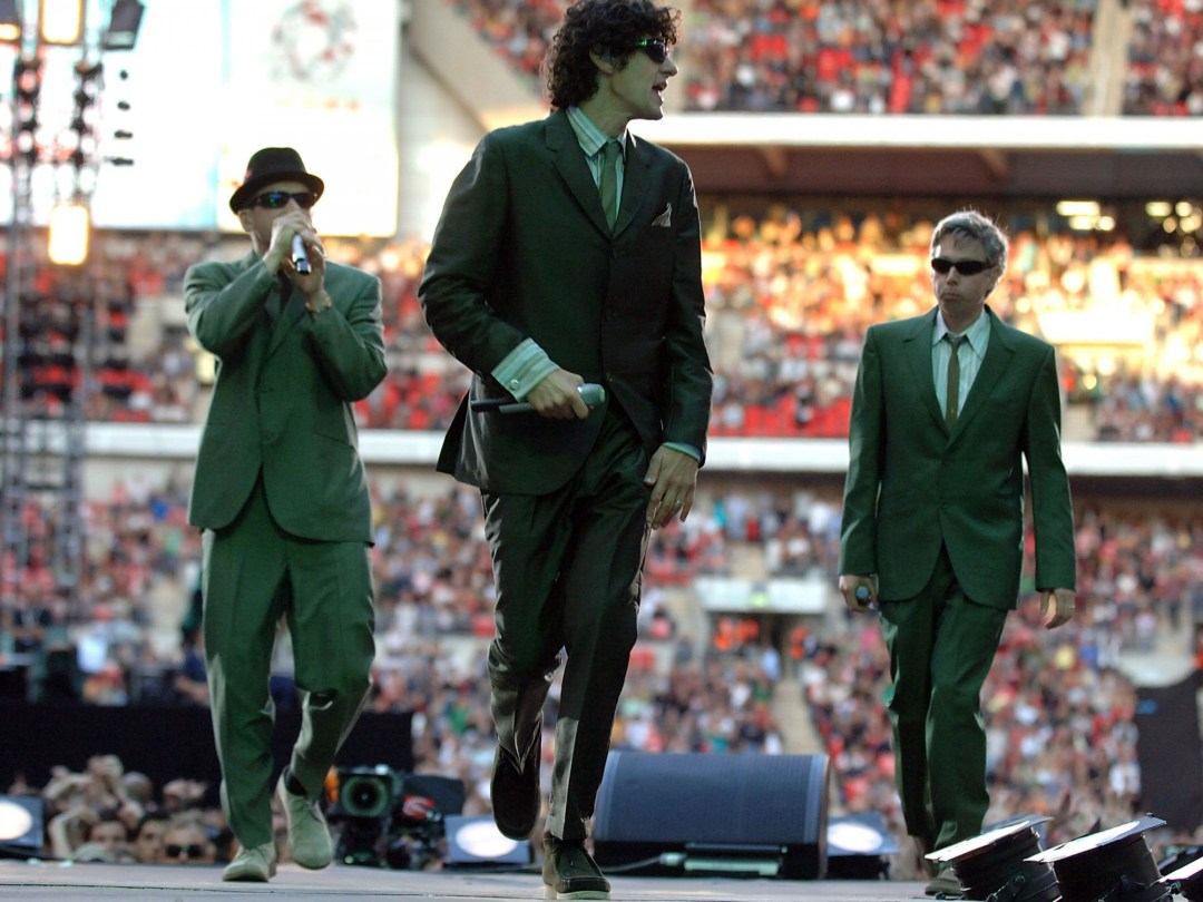 The Beastie Boys at The Live Earth concert Wembley Stadium London, England - 07.07.07 Credit: (Mandatory): Danny Clifford/Hottwire.net/WENN