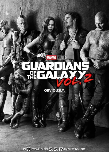 Guardians Of The Galaxy Vol. 2 Teasers, Trailers & Key-Art