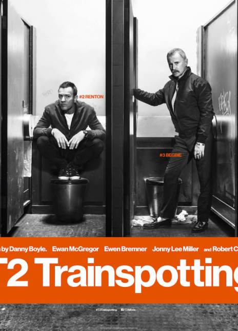 Duke Says: T2 Trainspotting Trailers & Key-Art