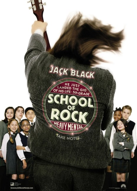 Jack Black School Of Rock