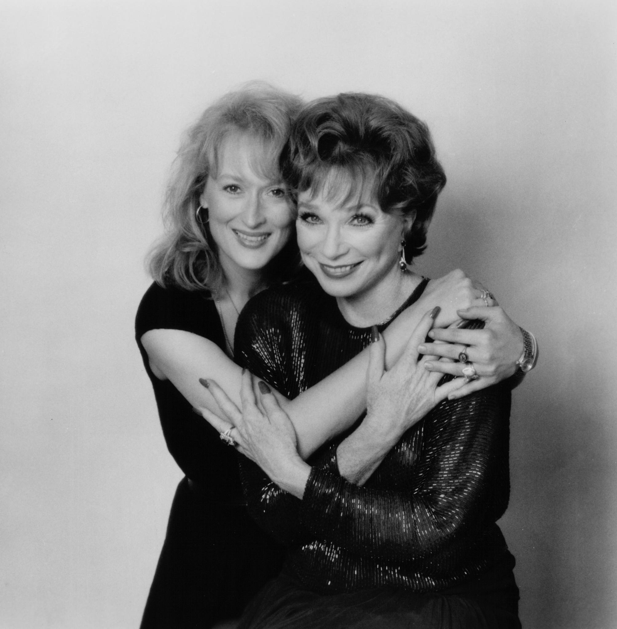 Meryl Streep & Shirley MacLaine