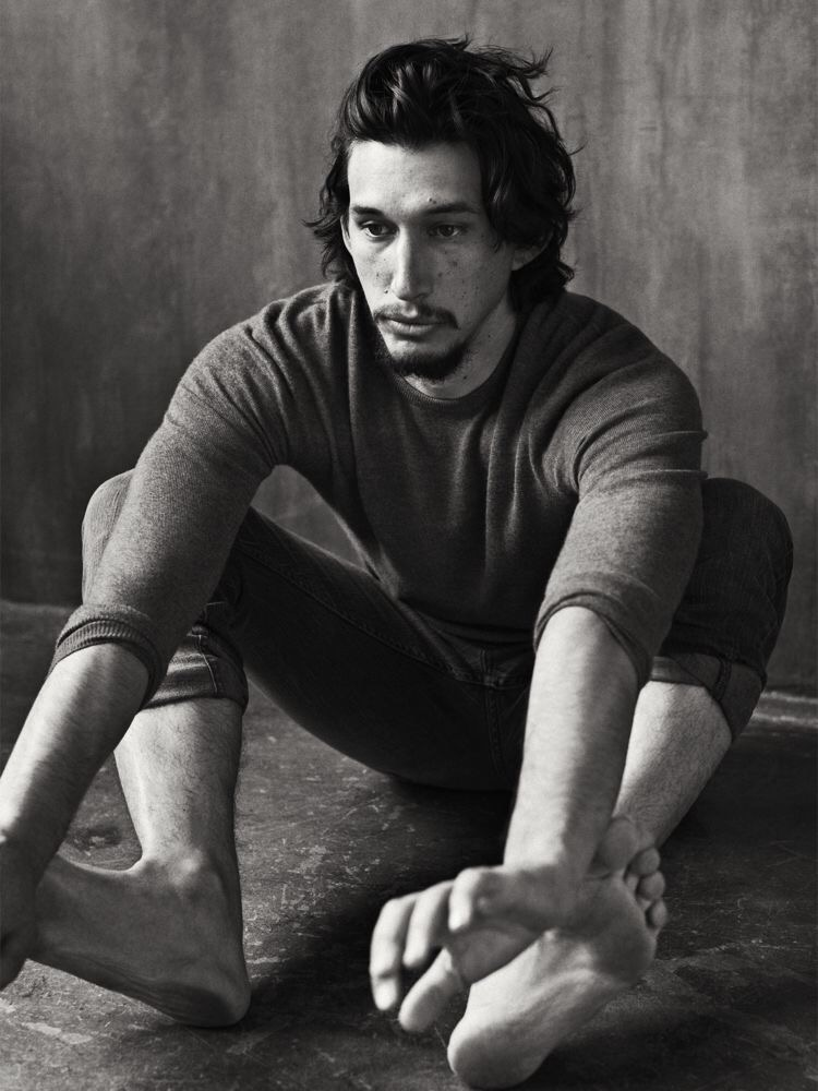 "Karen Asks Me: ""Did You Know Adam Driver Was A Marine?"""