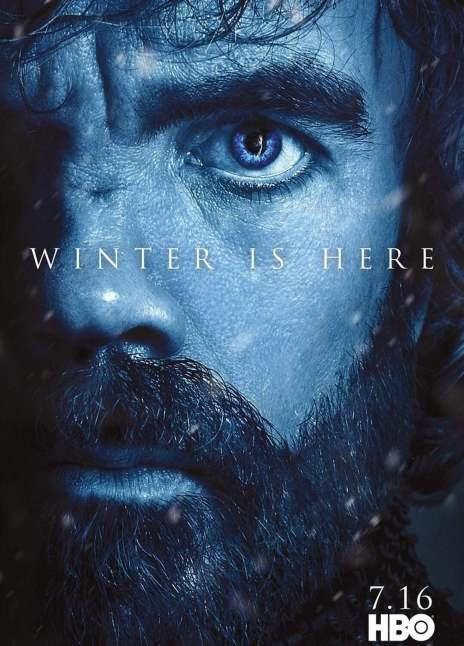Game Of Thrones Season 7 WINTER IS HERE
