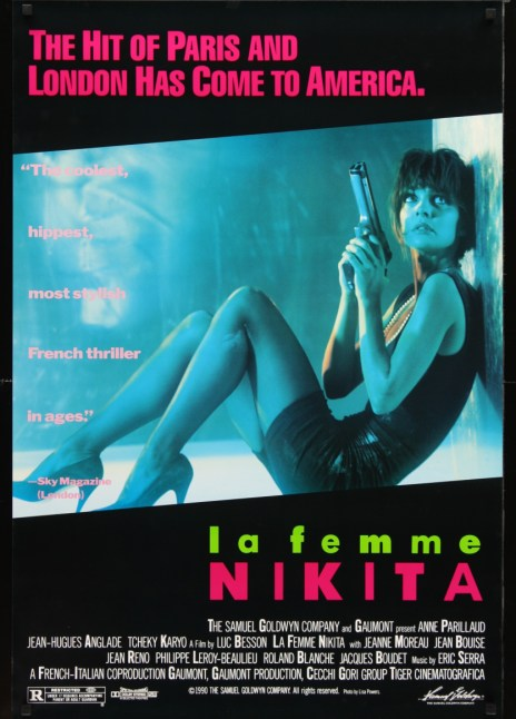 "Luc Besson's Nikita (La Femme Nikita) ""Nikita Rising""   A Video Mashup Of The First Act"