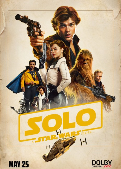 Solo: A Star Wars Story Everything From Trailers To Artwork