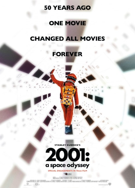 Stanley Kubrick 2001: A Space Odyssey70mm