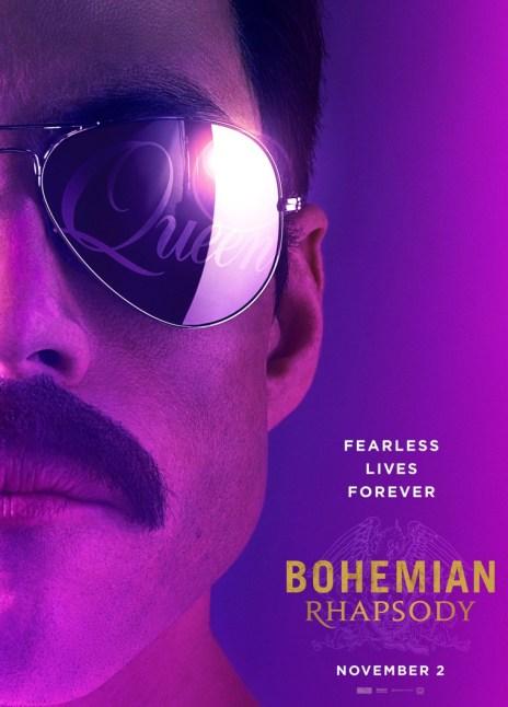 Bohemian Rhapsody  Rami Malek is Freddie Mercury