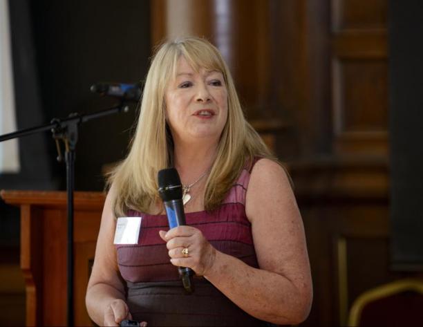 Co-Chair Audrey Birt