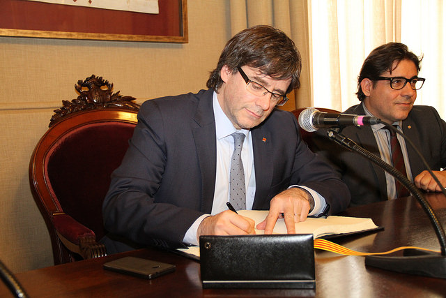 The lies of the Catalan regional premier