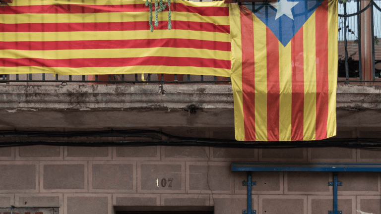 Catalonia, a postmodern coup