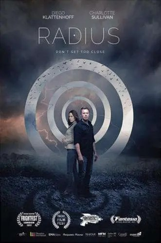 Radius-poster