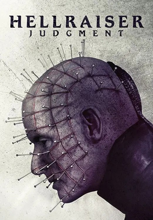 HELLRAISER JUDGEMENT Poster