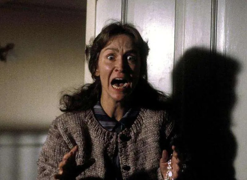 Rutanya Alda, Scream Queen, Horror, Horror Actress, AMITYVILLE II THE POSSESSION, Women In Horror Month 2018, WiHM9, WiHM, Interview, Film, Horror Film, Film Still, Movie Still, Horror Movie Still, Rutanya Alda Images, HD, Horror Images, Horror Film Images, Movie Images, Horror Movie Images, Voices From The Balcony, Horror Screams, 1982,