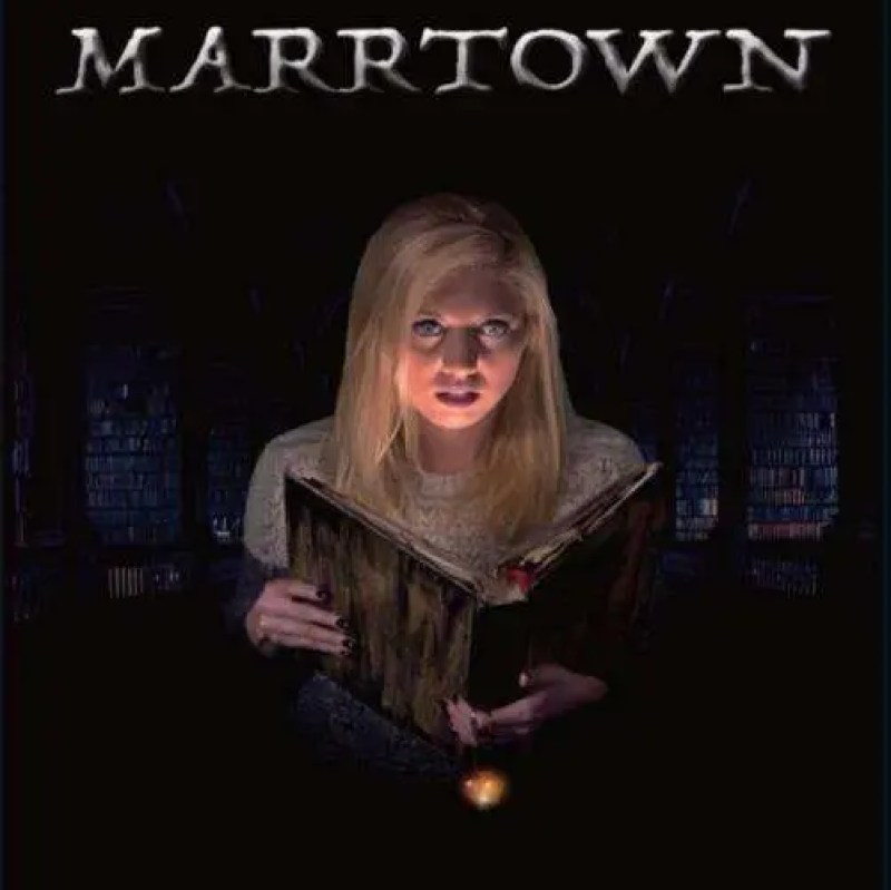 MARRTOWN, Film, movie, Horror, horror movie, horror movie poster, movie poster, film poster, horror images, Maria Olson, Actress, Interview, horror Actress, Voices From The Balcony, Women in Horror Month, WiHM9, WiHM,