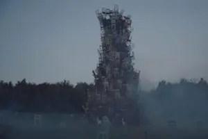 Ravenous Chair Monolith