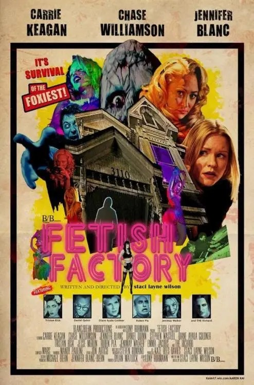 Fetish Factory Poster