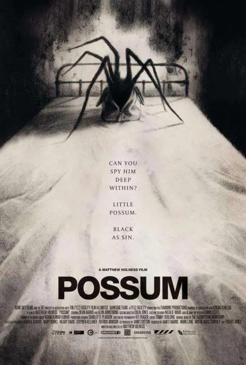 Trailer Debut+Release Date: POSSUM in Theaters + Digital 11/2 From