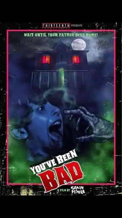 You've Been Bad Poster
