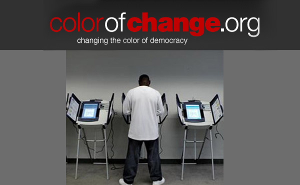 Stop Corporate-Funded Voter Suppression