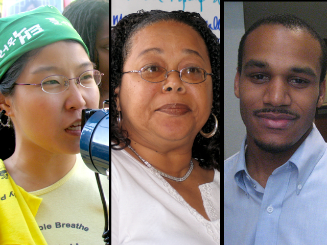 No On Measure J with Sunyoung Yang, Barbara Lott-Holland and Damien Goodmon