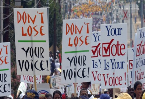 Denial Of Voting Rights In Tennessee!