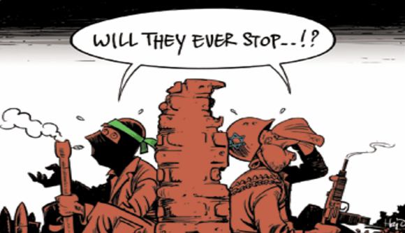 Barnie Sanders on Palestine and Hillary Clinton's Genocidal Plans for Palestine
