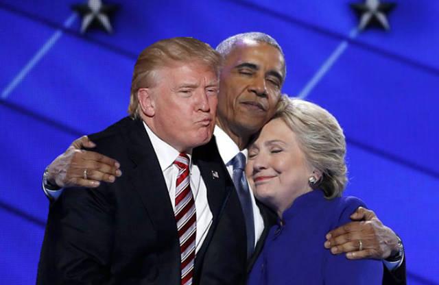 trump-obama-hilary