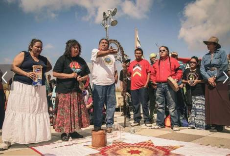 Voices Radio: In Conversation with Comrade in Struggle Dallas Goldtooth from IEN