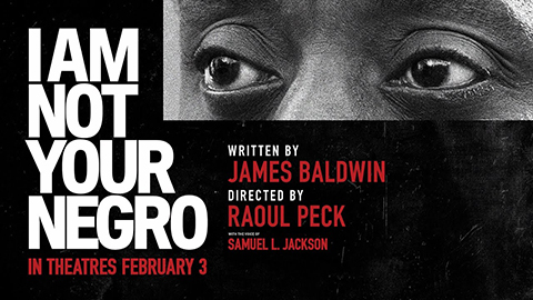 Voices Radio: Film Review of I Am Not Your Negro By Eric Mann and Channing Martinez