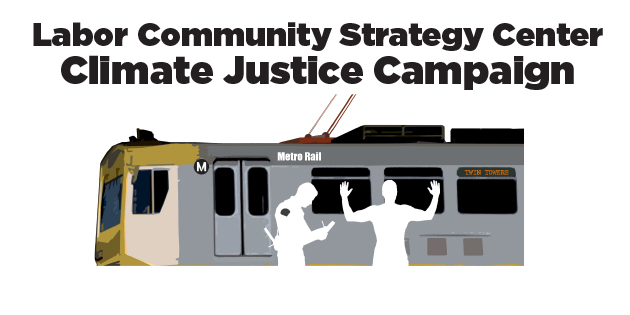 Voices Radio: The Strategy Center's Civil Rights Climate Justice Campaign
