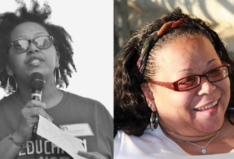 A Conversation with Comrade in Struggle: Zakiya Sankara-Jabar & Barbara Lott-Holland Associate Director  of the Labor/Community Strategy Center