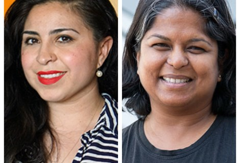 Voices Radio: Eric and Channing share the stage with Ivette Ale who is in the fight to get rid of women's prisons, and Kirti Baranwal, a UTLA teacher, about the teachers strike.