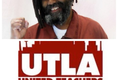 Voices Radio: Mumia Abu Jamal / United Teachers of L.A. – Get ready to take action!