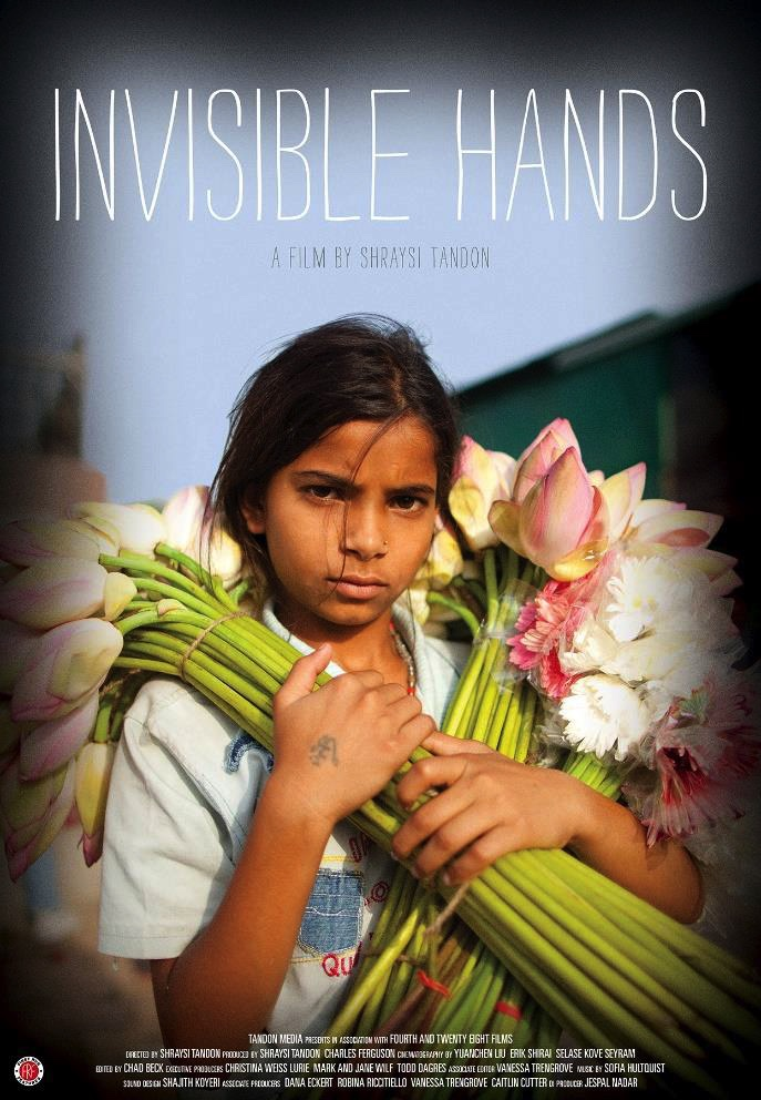 Voices Radio features and analyses, Invisible Hands, a documentary uncovering child labor in the U.S. and around the world.