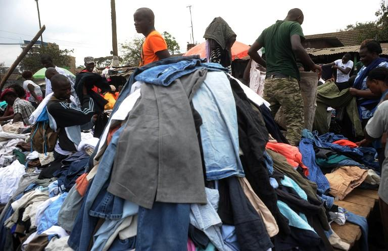 Image result for second hand clothes kenya