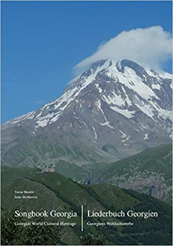 Songbook Georgia Book Cover