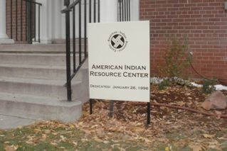 The American Indian Resource Center at the U.