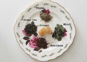 vocal health tea tisane