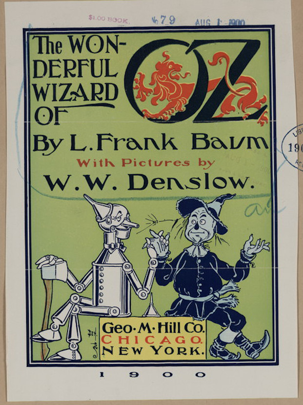 Wonderful Wizard of Oz L. Frank Baum