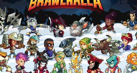 Brawlhalla,