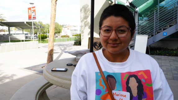 A photo of Marissa Martinez.